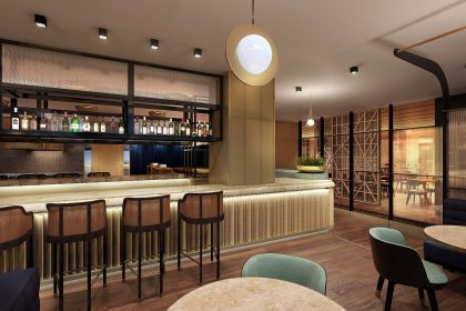 Four Seasons Hotel Sydney Private Dining, Mode Kitchen & Bar