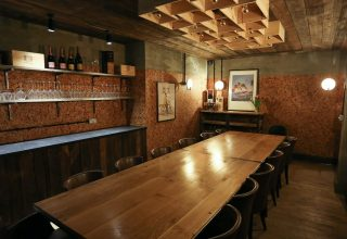 Humble Grape Fleet Street Corporate Meeting, Private Dining Room