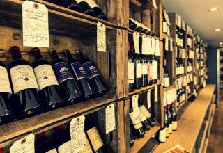 Humble Grape Fleet Street Corporate Wine Tasting, Main Space
