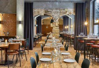 Humble Grape Fleet Street Private Dining, Main Space