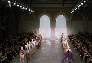Old Billingsgate London Fashion Week, Grand Hall