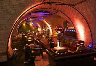 Old Billingsgate - The Vaults 1