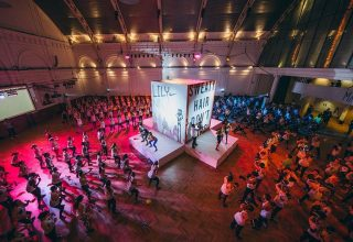 Royal Horticultual Halls Hit Workouts, Lindley Hall