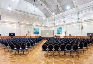 Royal Horticultural Halls Corporate Venue, Lindley Hall