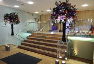 Royal Horticultural Halls Networking Event, Entrance lobby