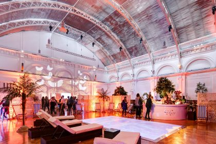 Royal Horticultural Halls Summer Party, The Lindley Hall