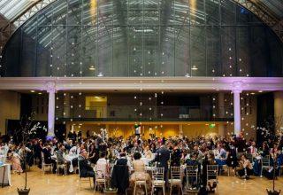 Royal Horticultural Halls Wedding Venue, Lindley Hall.2JPG