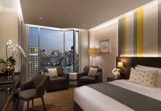 Royal Lancaster London Guest Suite