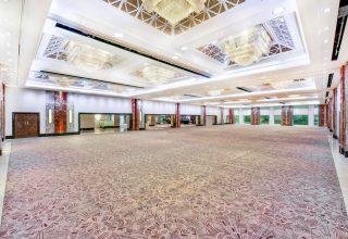 Royal Lancaster Wedding Venue, Nine Kings Suite