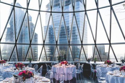 The Gherkin London venue