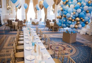 The Landmark Hotel Birthday Party, The Empire Room