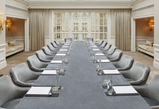 The Landmark Hotel Corporate Meeting, Tower Suite