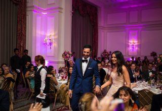 The Landmark Hotel Wedding Venue, Grand Ballroom, Photography by Bhavesh Chauhan