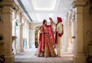 The Landmark Hotel Wedding Venue, Lobby, Photography by Bhavesh Chauhan