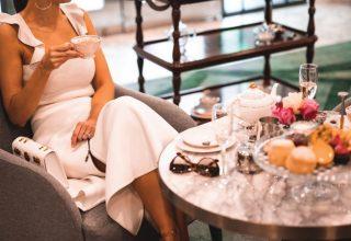 The Savoy Hotel Afternoon Tea, The Alexander bar