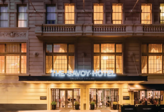 The Savoy Hotel Corporate Venue, Outside