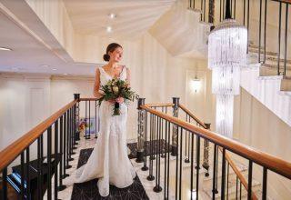 The Savoy Hotel Wedding Venue, Staircase of venue