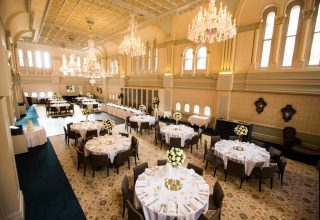 The Tea Room QVB Dining Wedding Hall