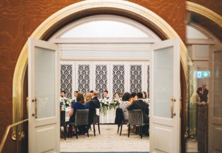 The Tea Room QVB Wedding Sydney, Photo by Ann Marie Yuen Photography 6