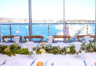 Zest Beachouse at Point Piper Brunch, Pacific Room