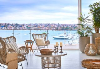 Zest Beachouse at Point Piper Social Setting, Pacific Room