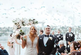 Zest Beachouse at Point Piper Wedding Venue, Pacific Room, Photography by Jason Corroto Photo