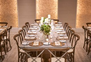 Zest Beachouse at Point Private Dining, Pacficic Room