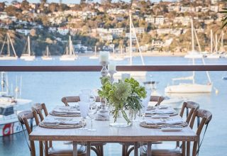 Zest Boathouse at The Spit Private Dining, Pier
