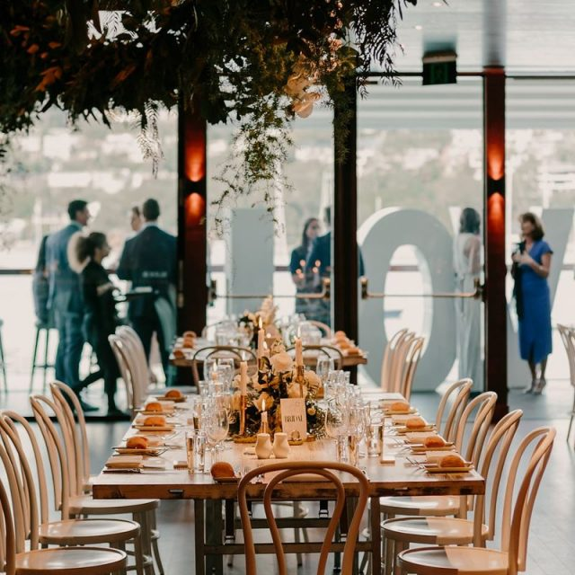 Zest Boathouse at The Spit Wedding Venue, Room 1