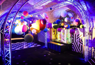 Birthdays and Parties at The Vault Old Billingsgate London Events Venue