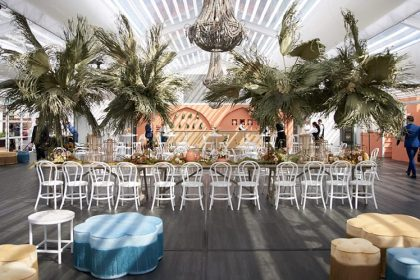 Crown Aviary, Rooftop Venue at Crown Melbourne, Weddings and Events Venue