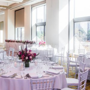 Garden Room at Crown Melbourne, Luxury Weddings and Events Venue