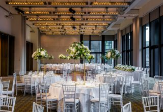 River Room at Crown Melbourne, Luxury Weddings and Events Venue