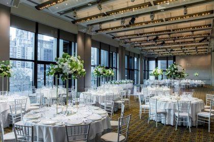 Crown Melbourne Wedding Venue, River Room