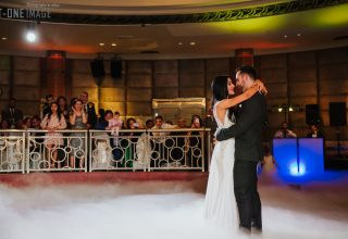 First dance at Park Hyatt Melbourne wedding, photo by T One Image