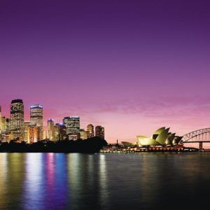Four Seasons Hotel Sydney - city, Opera House and Sydney Harbour Bridge views