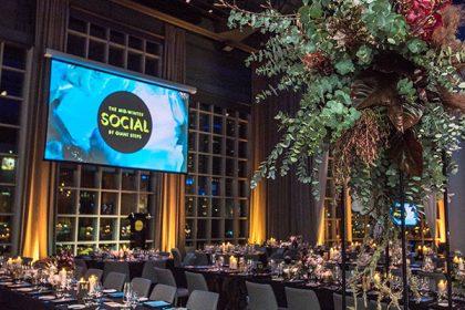 Social event at Metropolis Events, Luxury Event Venue Melbourne