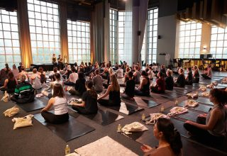 Metropolis Events Yoga Sessions, Panorama Room