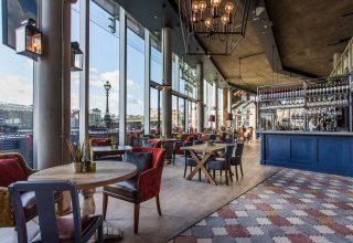 The Oyster Shed London