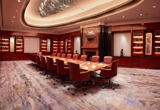 Park Hyatt Melbourne Corporate Meeting, Library Room