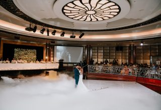Park Hyatt Melbourne Wedding Venue, Ballroom, Photography by Bhargav Boppa