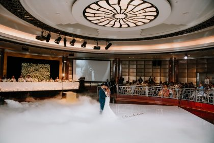 Park Hyatt Melbourne Wedding Venue, Ballroom, Photography by Bhargav Boppa