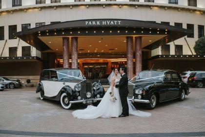 Park Hyatt Melbourne Wedding Venue, Outside