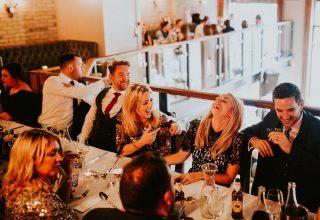 St Bart's Brewery Wedding Venue, The Mezzanine, Photography by Jonny MP