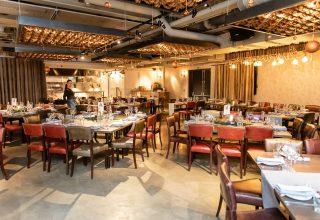 The Kitty Hawk London Corporate Function Dinner