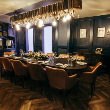 Private Dining Venues