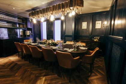 The Kitty Hawk Private Function, Private Dining Room