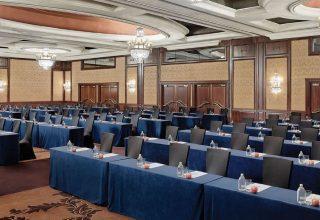 The Langham Melbourne Corporate Meeting, Clarendon Ballroom