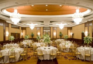 The Langham Melbourne Wedding Venue, The Clarendon Ballroom