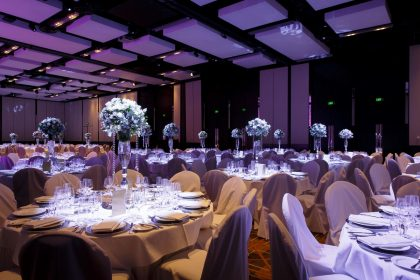 Wedding at Crown Promenade Room, Crown Melbourne Luxury Events and Conference Venue